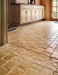 spanish floor daltile tumbled natural stone paredon pattern peruvian cream blend