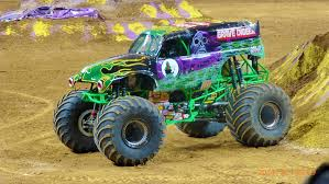 blue thunder monster truck videos grave digger truck wikiwand