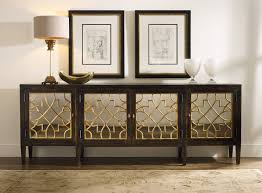 old glass doors console table with glass doors