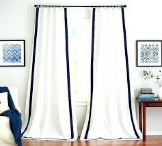 Navy Blue And White Curtains Blue White Curtains Charming Blue And White Curtains Grommet