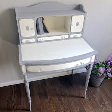 Secretary Computer Desk by Cottage Chic Secretary Desk Guest Post Country Chic Paint