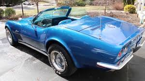 1972 corvette stingray 454 for sale sold 1970 corvette convertible for sale matching 454 390hp w ac
