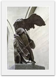 Angel Sculptures Paris Photography Louvre Angel Sculpture Paris Angel Wall