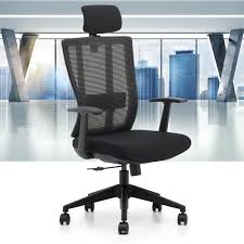 Office Swivel Chair Oseasons High Back Ergonomic Executive Desk Office Swivel Chair