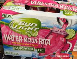 Bud Light Margaritas Spotted On Shelves Bud Light Lime Limited Summer Edition Water