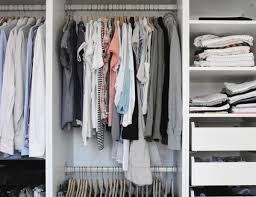 wardrobe organization how to organize your closet