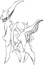 pokemon coloring pages lugia coloring pages pokemon legendary fresh arceus cool lugia fiscalreform