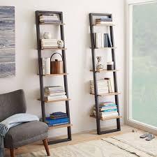 Diy Ladder Shelf Shelves Tutorials by Best 25 Ladder Shelving Unit Ideas On Pinterest Ladder Shelves
