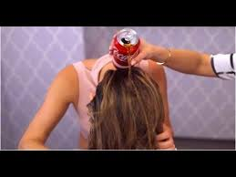 hair coke rinse here is what happens if you wash your hair with coca cola youtube