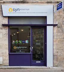 bureau d 騁ude acoustique bureau étude acoustique de bordeaux 33 synacoustique synacoustique