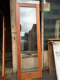 Salvaged French Doors - doors windows and frames federation trading