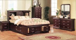 Functional Bedroom Furniture Bookcase Storage Bedroom Furniture Set 136 Xiorex
