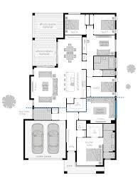 Split Floor Plans by Seaview Floorplans Mcdonald Jones Homes