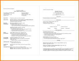 time resume templates 8 basic resume exles for part time bike friendly