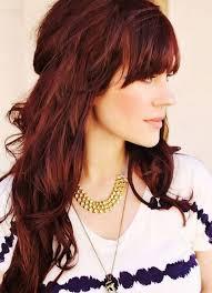 Frisuren Lange Haare Rot by Die Besten 25 Rotes Haar Ideen Auf Rote Haarfarbe