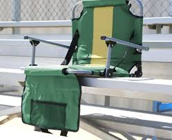 Most Comfortable Stadium Seat Stadium Seats With Backs Folding Padded Football Chair Arms