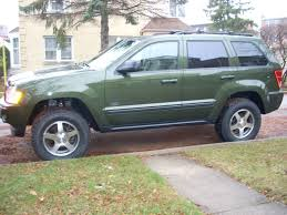 raised jeep grand cherokee 2007 jeep grand cherokee wk u2013 pictures information and specs