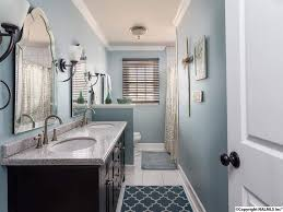Uttermost Wall Sconces Traditional Full Bathroom With Crown Molding U0026 Wall Sconce In