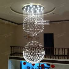 Crystal Chandelier Ball Cheap Modern Staircase Chandelier Find Modern Staircase