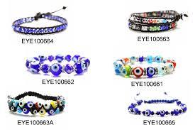 evil eye beads bracelet images Evil eye bead bracelet wholesale sample pack 12 assorted bracelets jpg