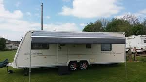 Used Caravan Awnings Caravan Awning Sun Canopy Roll Out Caravanstore Awning Made By