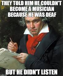 Beethoven Meme - beethoven meme generator imgflip