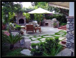 backyard bbq area design ideas on very small backyard design