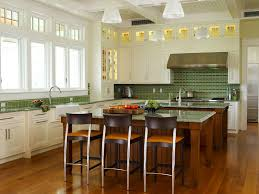 Slate Backsplash Tile Kitchen Traditional by Green Granite Countertops White Wall Wooden Flooring Traditional