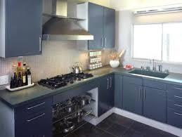 painted blue kitchen cabinets blue painted kitchen cabinets playmaxlgc com
