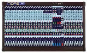 Sound Desk Midas Venice 320 Mixing Desk U2013 Dm Audio Sound Hire Scotland