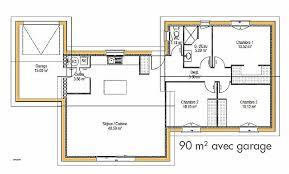 plan de maison plein pied gratuit 3 chambres plan maison 120m2 3 chambres plan maison 90m2 plain pied 3