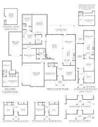 Magnolia Homes Texas by The Magnolia Se Sandstone Ranch Ii New Home Floor Plan