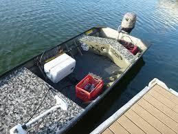 jon boat floor plans duck boat becomes fly skiff