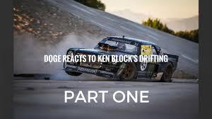 hoonigan cars real life doge reacts to hoonigan ken block u0027s gymkhana seven wild in the