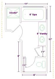 bathroom floor plans small master bath floor plans home plans