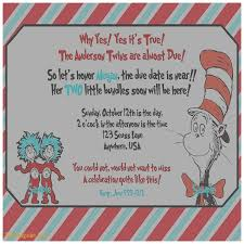 dr seuss baby shower invitations baby shower invitation awesome dr seuss baby shower invitation