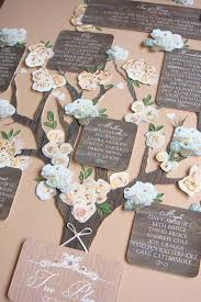 wedding plans and ideas lead guests to their seats with style with these cards