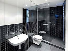 black and white tiled bathroom ideas 47 best badrum images on aspen modern bathrooms and
