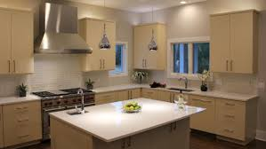 Slab Door Kitchen Cabinets by Cabinet Lingo Explained Door And Drawer Styles Ann Arbor Builders