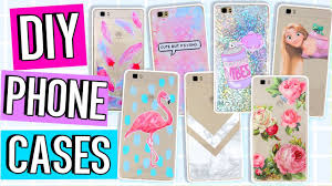 Cute Ways To Decorate Your Phone Case 10 Diy Phone Case Ideas Using One Case Marble Holo
