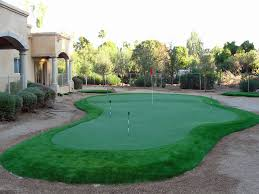 Diy Backyard Putting Green by How To Install Artificial Grass Alpine California Diy Putting