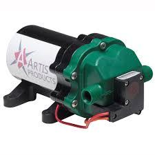 Rv Water Pump System Power Drive 45 Psi Water Pump Arterra Pds1 130 1240e Fresh