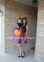 Mother Daughter Halloween Costume Mommy Halloween Tutu Mommy Halloween Costume
