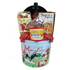 virginia gift baskets large maryland tin the frederick basket company