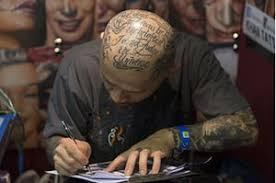 london tattoo convention u2013 in pictures fashion the guardian