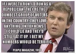 Republican Memes - donald trump memes and the dangers of post factual politics