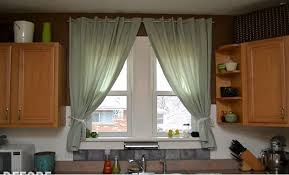 Curtain Designs For Kitchen by Stylish Curtains For Kitchen Designs At Home Design