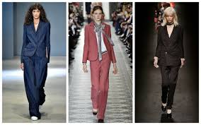 Pant Suits Why The Pantsuit Is A Fall 2016 Fashion Trend You Re Going To Want