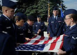 Flag Folding Ceremony Warren Honor Guard Welcomes New Recruits U003e F E Warren Air Force