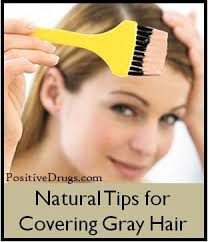 hairstyle to hide grey roots natural tips for covering gray hair positivedrugs http